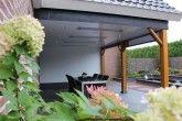 Inbouw terrasverwarming