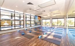 Hot Yoga & sporthalverwarming