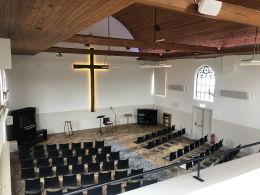 Kerk stralers