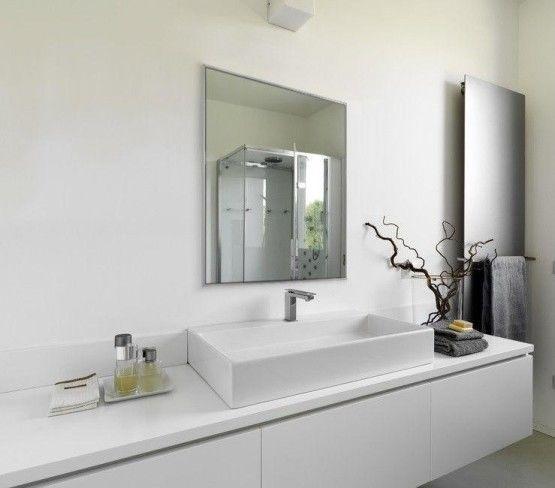 Badkamer verwarming elektrisch