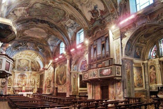 Kerk verwarming
