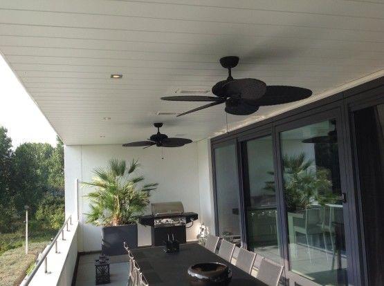 Plafond heaters