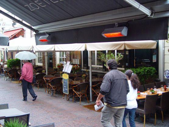 Terrasheater Den Bosch