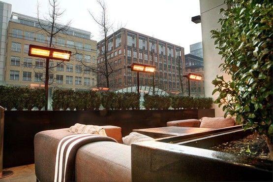 Terrasverwarming Den Bosch