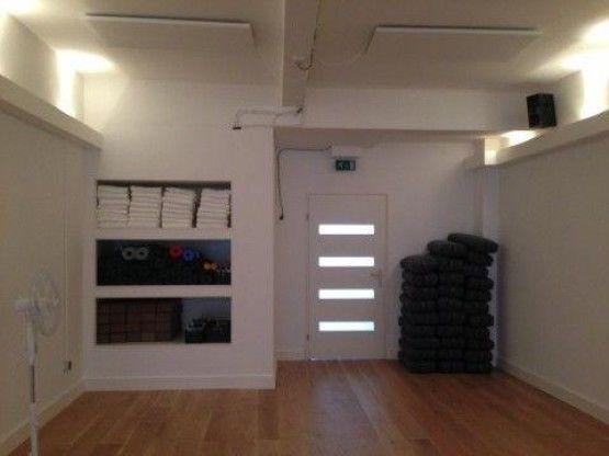 Yoga studio verwarming
