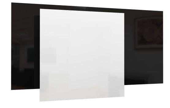 Infrarood panelen glas