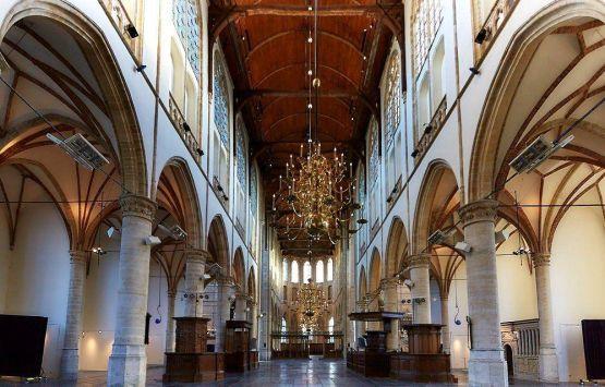 Kerkverwarming infrarood Flevoland