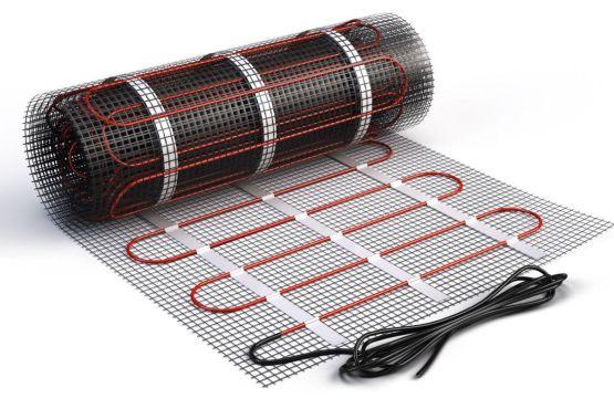 Vloerverwarming infrarood