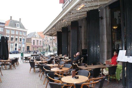 Terrasverwarmer Hoorn