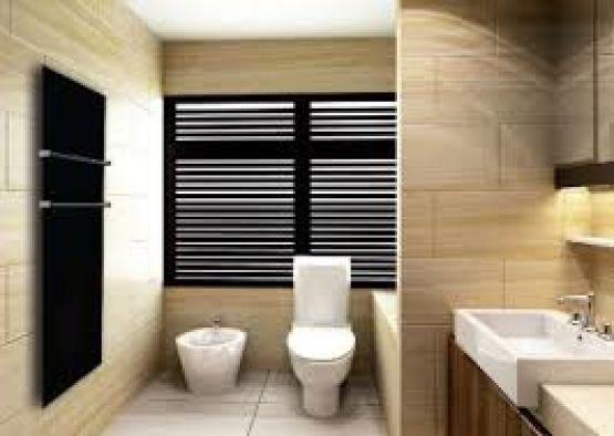 Infraroodpanelen badkamer