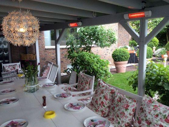 Victory infrarood terrasverwarming Doornik