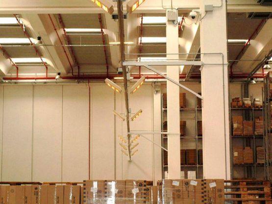 Infraroodverwarming in uw fabriek