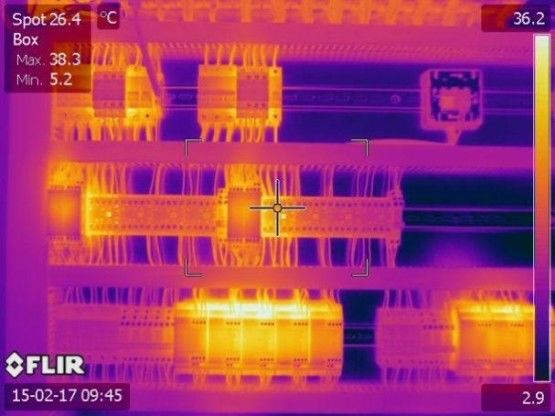 Thermografie installaties