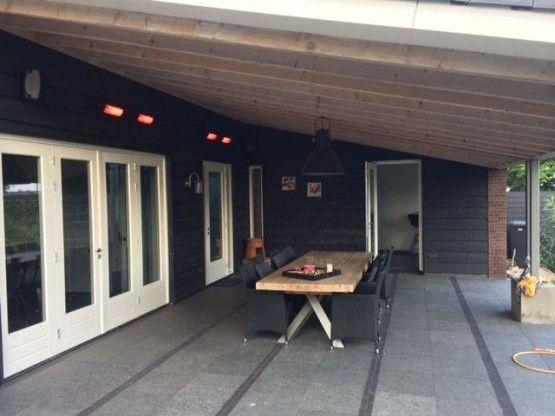 Victory infrarood terrasverwarming Knokke-Heist