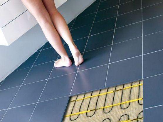 Infrarood vloerverwarming de Goorn