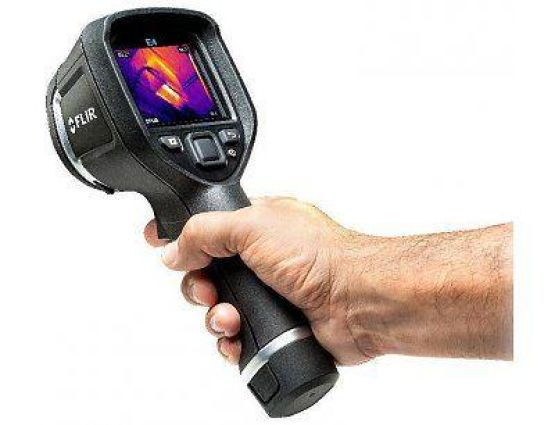 Thermografie Stede Broec