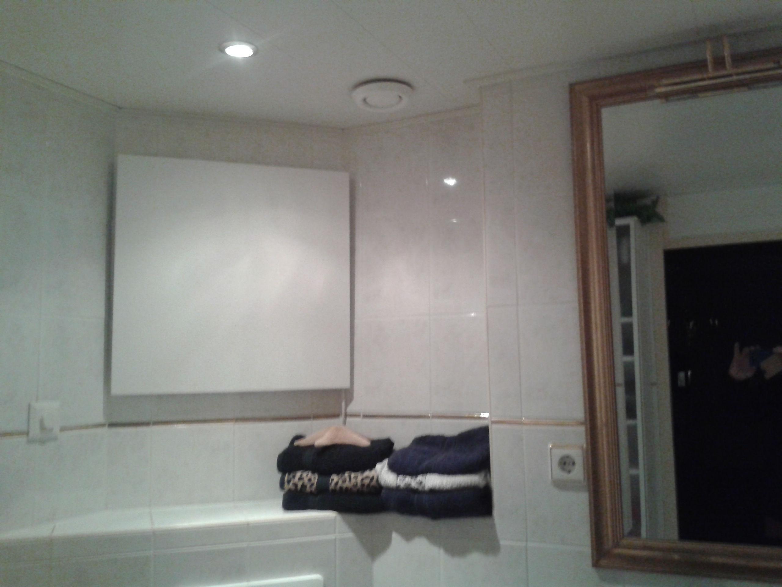Infrarood Panelen Badkamer : Infrarood bij of hoofdverwarming voor badkamer holland